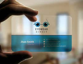 #105 untuk Design some Business Cards for Eyewear Direct oleh imtiazmahmud80