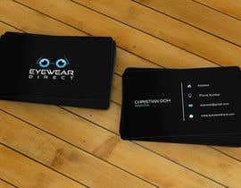 #117 untuk Design some Business Cards for Eyewear Direct oleh rohitnav