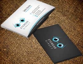 #114 untuk Design some Business Cards for Eyewear Direct oleh mdreyad
