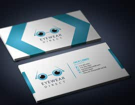 #70 cho Design some Business Cards for Eyewear Direct bởi Habib919000