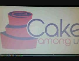 "#8 para Design a Logo for Bakery / Donut / Cake Shop ""Cake Among Us"" por brissiaboyd"