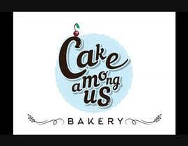 "#37 para Design a Logo for Bakery / Donut / Cake Shop ""Cake Among Us"" por plekhanova"