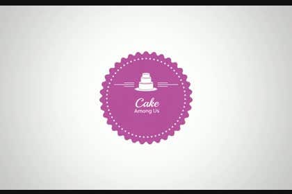 "#16 untuk Design a Logo for Bakery / Donut / Cake Shop ""Cake Among Us"" oleh cristinandrei"