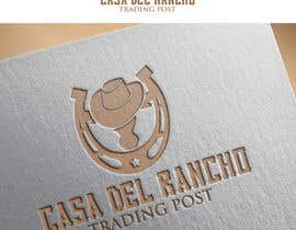 #1 untuk Design a Logo and Identity for Casa Del Ranch Trading Post oleh dlanorselarom
