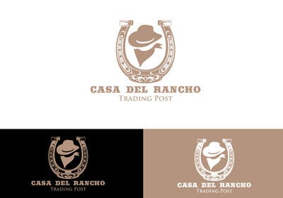 #19 untuk Design a Logo and Identity for Casa Del Ranch Trading Post oleh farooqshahjee