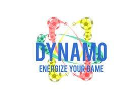 nicoabardin tarafından Design a Logo for the Dynamo Soccer (Football) Goal için no 7