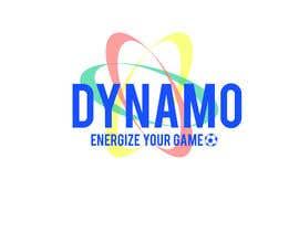 nicoabardin tarafından Design a Logo for the Dynamo Soccer (Football) Goal için no 9