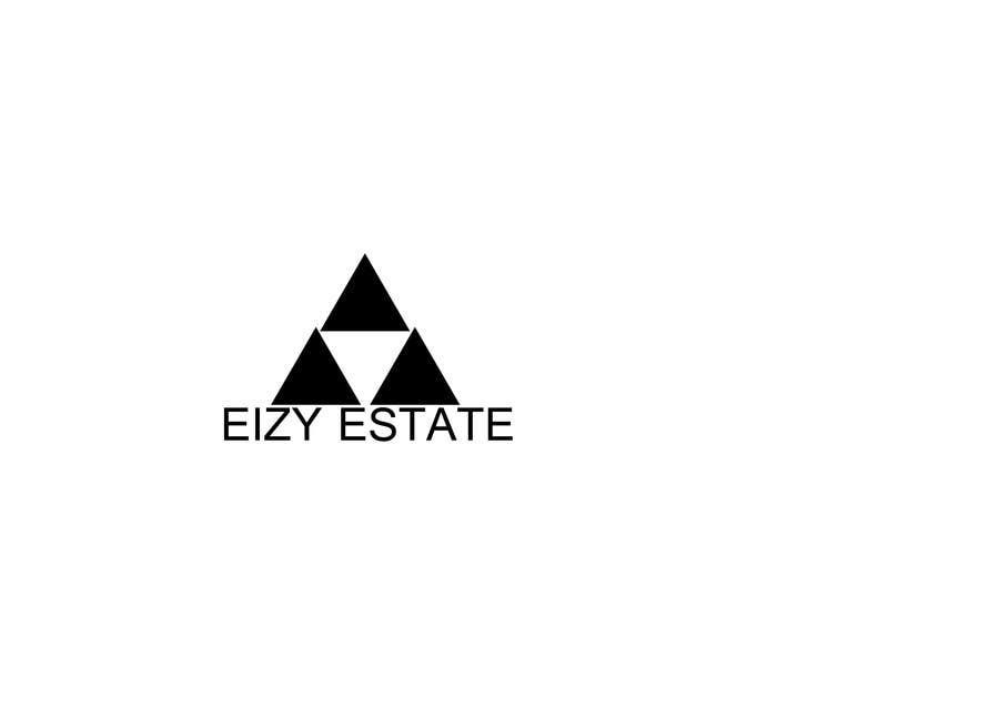 Inscrição nº 62 do Concurso para Design a Logo for Eizy Estate