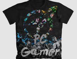 "#31 cho ""PC Gamer"" T-Shirt (Camiseta ""PC Gamer"") -- 2 bởi leocc"