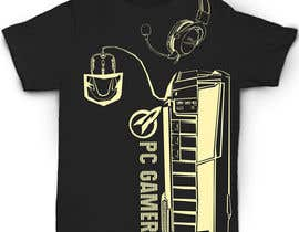 "#14 cho ""PC Gamer"" T-Shirt (Camiseta ""PC Gamer"") -- 2 bởi gblackid"