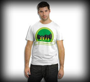 #24 untuk Design a logo & T-shirt for a running club oleh adrianusdenny