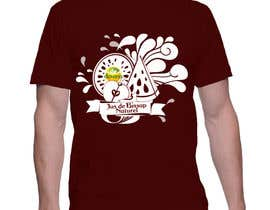 #55 for Design a T-Shirt and cap for a beverage by violetabalaz