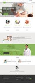 #24 untuk Design a Website Mockup for Guthrie Chiropractic oleh ankisethiya