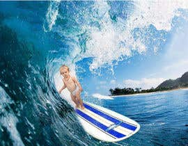 #12 for SURFING BABY! af vladimirmacura