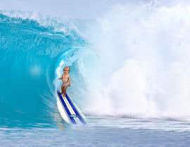 #17 untuk SURFING BABY! oleh Vifranco89
