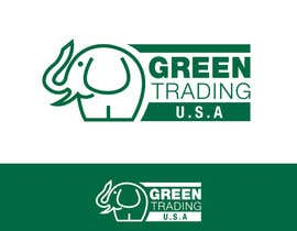 #19 cho Design a Logo for Green Trading USA Co. bởi rangathusith