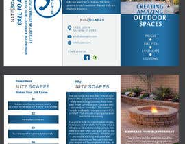 #14 for Design a Brochure for Nite Scapes af HebaWadud