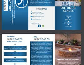 #15 for Design a Brochure for Nite Scapes af HebaWadud