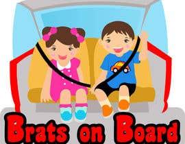Nro 10 kilpailuun Design a Logo for Kids Travel Brand käyttäjältä istykristanto