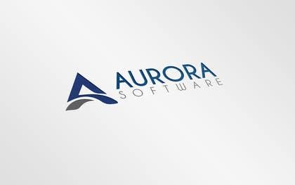Nro 193 kilpailuun Design a Logo for Aurora Software käyttäjältä adityapathania