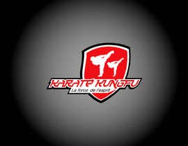 #16 for karate logo super hero version by Babubiswas