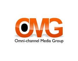 #33 para Design a Logo & style guide for Omni-Channel Media Group (O.M.G) por trying2w