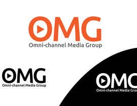 #23 for Design a Logo & style guide for Omni-Channel Media Group (O.M.G) af umamaheswararao3