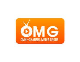 #58 para Design a Logo & style guide for Omni-Channel Media Group (O.M.G) por ideaz13