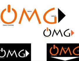 #55 para Design a Logo & style guide for Omni-Channel Media Group (O.M.G) por Dax79