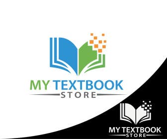 #48 untuk Design a Logo for an online Textbook Store -- 3 oleh alikarovaliya