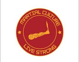 apmoradiya89 tarafından Design a Logo for martial arts business için no 66