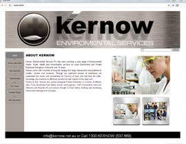 Nro 10 kilpailuun Redeign/Build a Website PLUS design logo for Kernow Environmental Services käyttäjältä reneauths