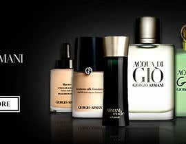 #15 untuk Design a Banner for our Products (ARMANI) oleh nadiapolivoda
