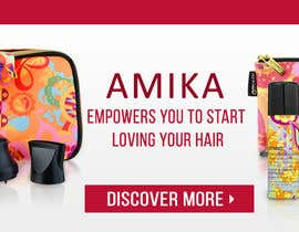 #16 para Design a Banner for our products (AMIKA) por LampangITPlus