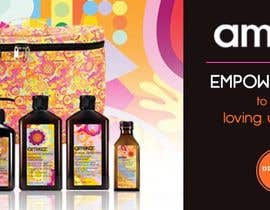 #33 para Design a Banner for our products (AMIKA) por jonapottger