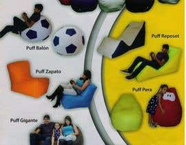 #17 untuk Design a VERY VERY LARGE bean bag [product design] oleh manuelavilaorona
