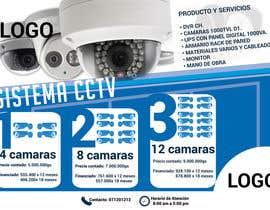 #4 untuk Modificar un anuncio para cámaras de seguridad (CCTV) oleh mrgre3nmunoz