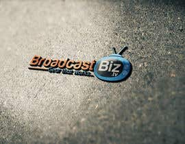 "#14 untuk Design a Company Logo and mascot for ""BroadcastBiz.tv"" oleh georgeecstazy"