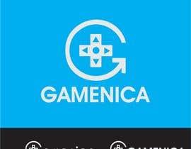 #18 untuk Bir Logo Tasarla for GAMENICA oleh weblionheart