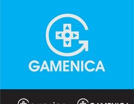 #18 cho Bir Logo Tasarla for GAMENICA bởi weblionheart