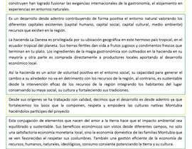 benjidomnguez tarafından Escribir contenido para Concurso Sostenible de Turismo için no 13