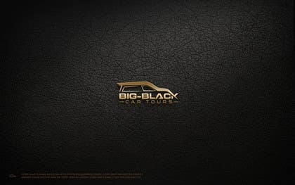 "#13 for Design eines Logos for sightseeing Tour ""big-Black-car-Tour"" af thelionstuidos"