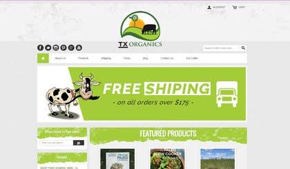 Nro 7 kilpailuun Design a Banner for my grassfed beef website käyttäjältä goranjokanovic