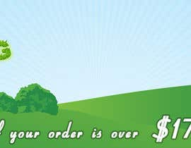 Nro 1 kilpailuun Design a Banner for my grassfed beef website käyttäjältä dani786