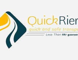 #25 cho Design LOGO for QUICK RIER (fast / courier) bởi emarquez19