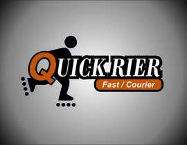 #6 cho Design LOGO for QUICK RIER (fast / courier) bởi ALEJVNDRO
