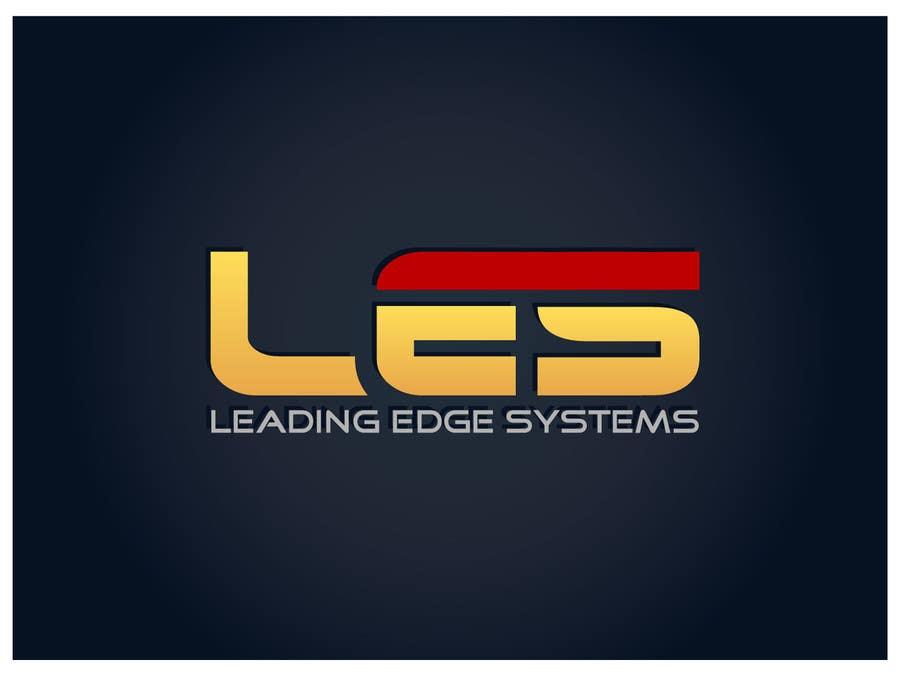 Penyertaan Peraduan #212 untuk Design a Logo for Leading Edge Systems