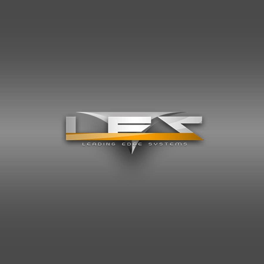 Penyertaan Peraduan #235 untuk Design a Logo for Leading Edge Systems