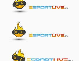 #191 for Logodesign for an Esport Livestream Community Portal af DigiMonkey