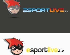 #208 untuk Logodesign for an Esport Livestream Community Portal oleh DigiMonkey